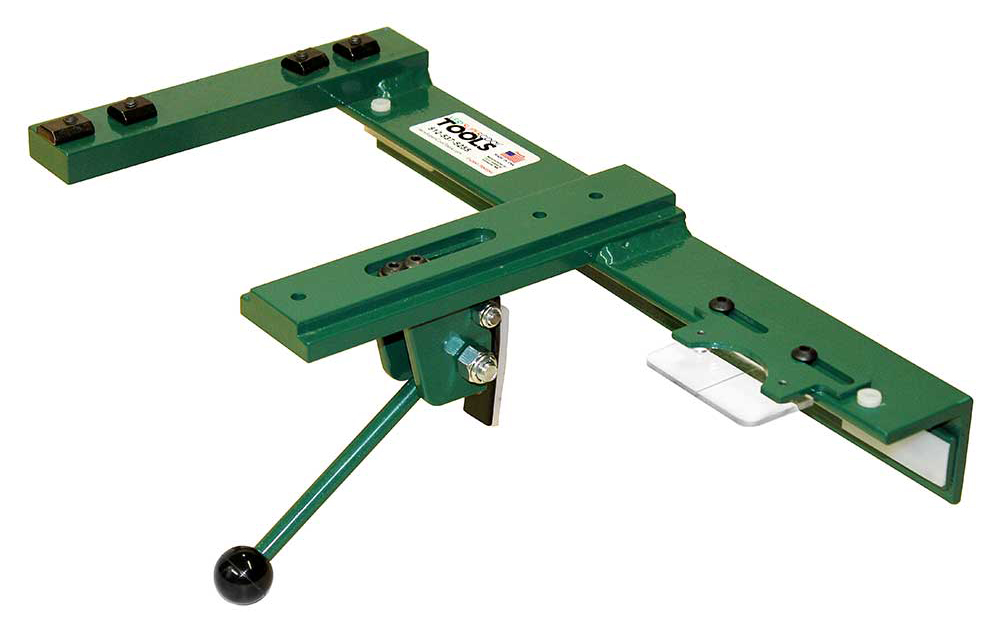 Euro Adjustable T Square For Sliding Table Saws