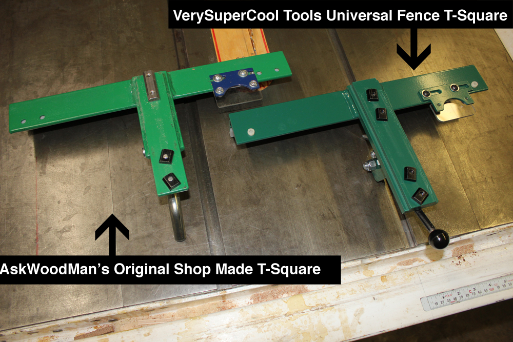 How To Make Your Own Biesemeyer Style Table Saw Fence System