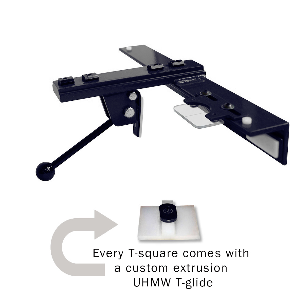 Standard T Square For Cabinet Saws Bandsaws Contractor
