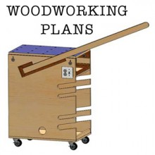 AskWoodMan's Mobile Vacuum Work Station
