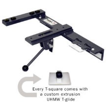 Euro-Adjustable T-Square