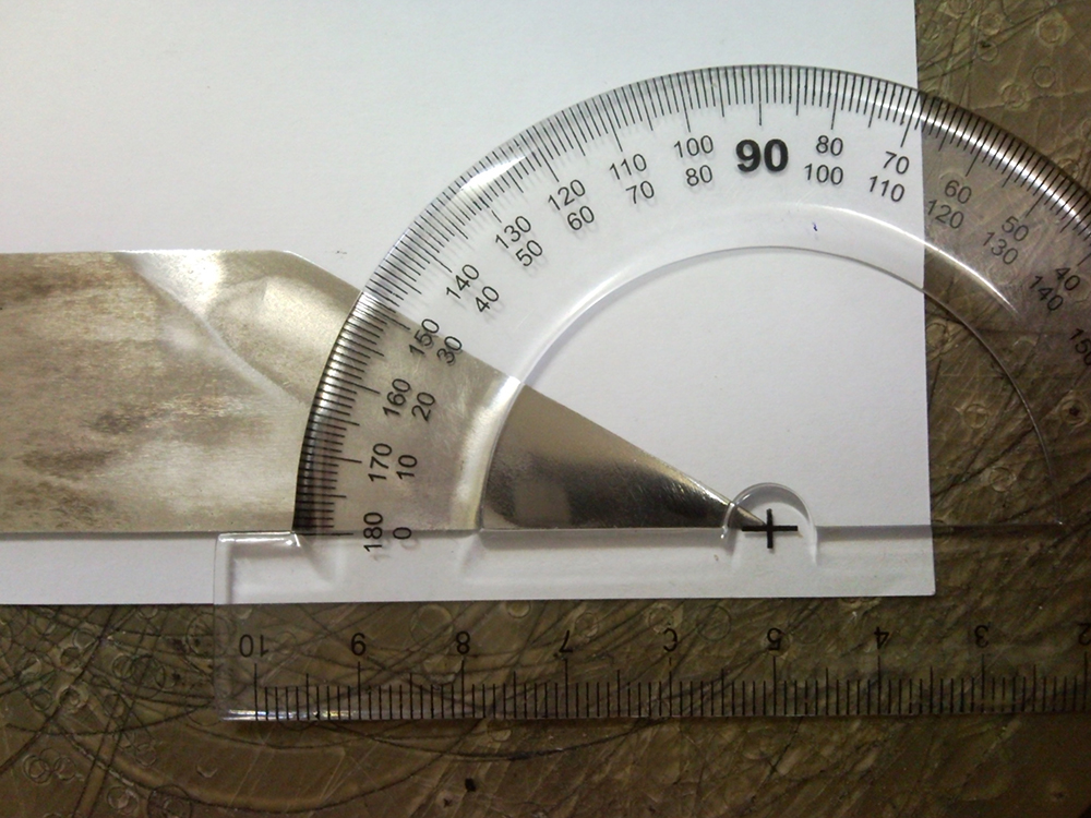 30 degree blade