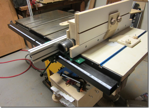 steve table saw
