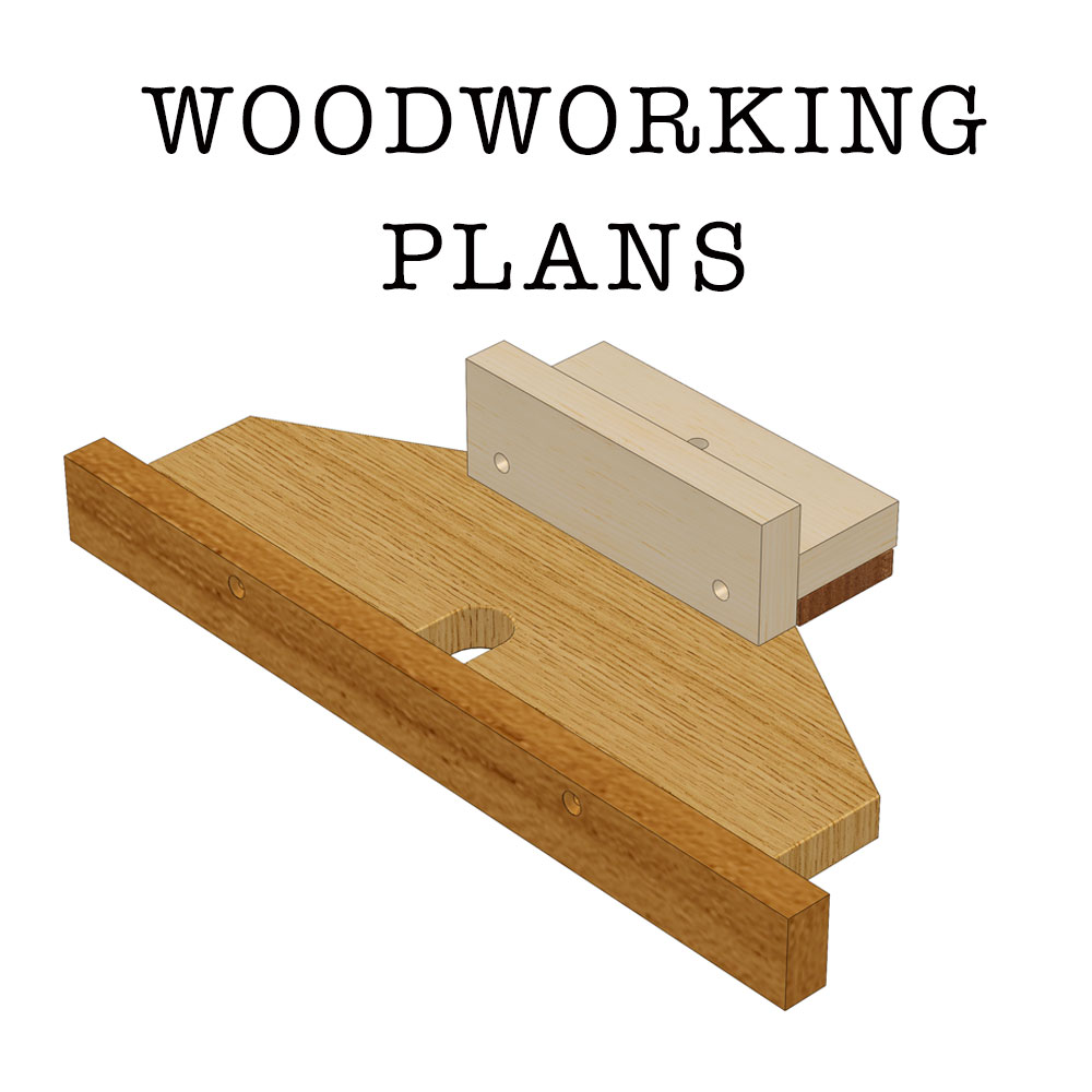 Home / Store / Woodworking Plans / Router Edge Guide – Make Your Own ...