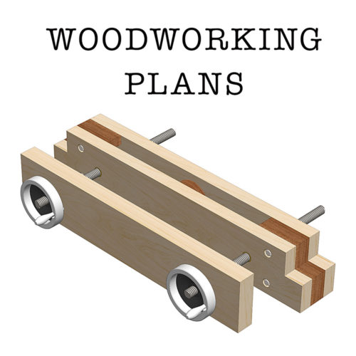 EATRA CAPACITY! Moxon Vise Woodworking Plans