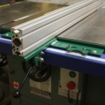 Machined-aluminum-extrusion-fence