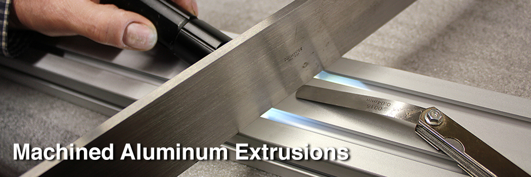 machined aluminum extrusions by VerySuperCool Tools