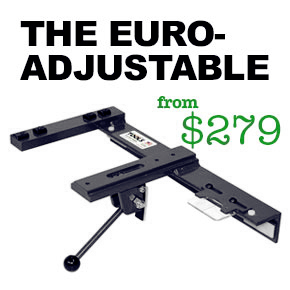 The-Euro-Adjustable-T-Square BLACK