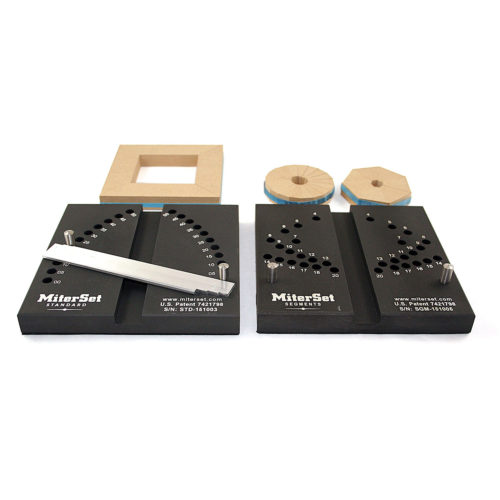 We Sell MiterSet Products