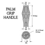 palm-grip-handle