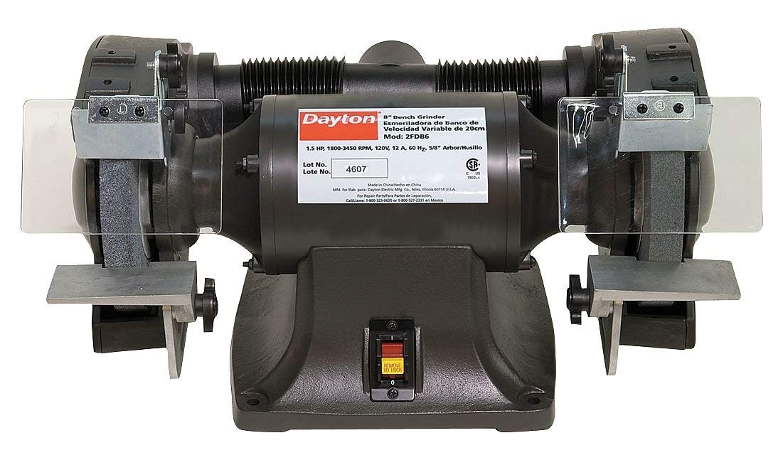 Superb Daytona Bench Grinder Verysupercool Tools Caraccident5 Cool Chair Designs And Ideas Caraccident5Info